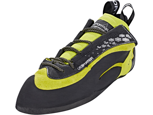 La Sportiva Miura Chaussons d'escalade Homme, lime